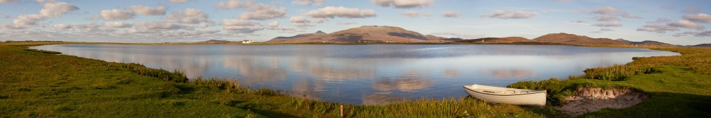 Loch Bornish, South Uist